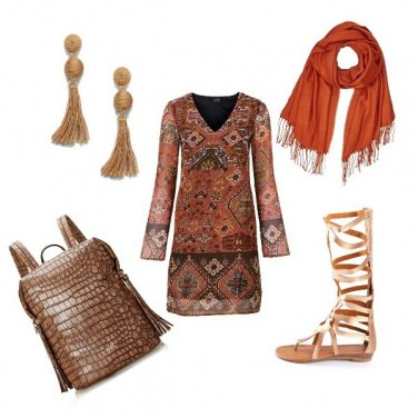 Outfit Etnico #1483