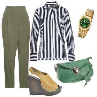 Outfit Con la borsa vintage