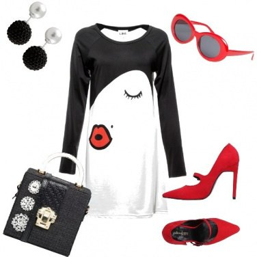 Outfit Betty Boop