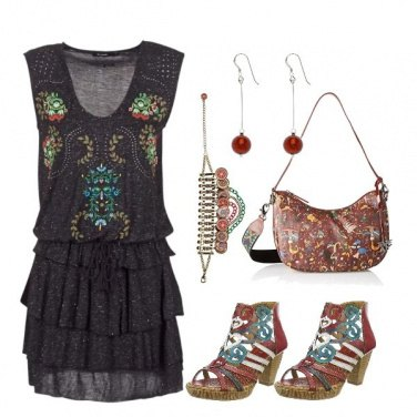 Outfit Etnochic