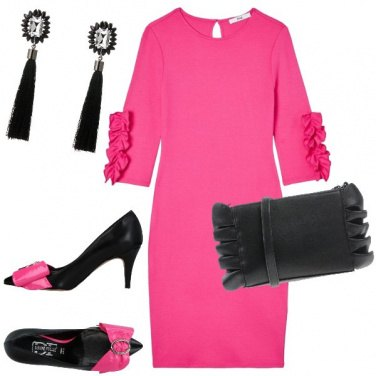 Outfit Chic #7029