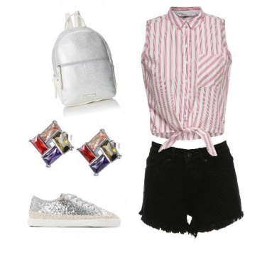 Outfit In gita !