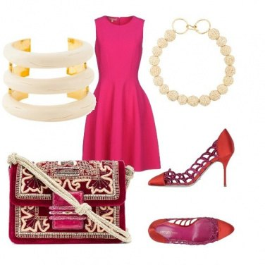 Outfit Chic #7033