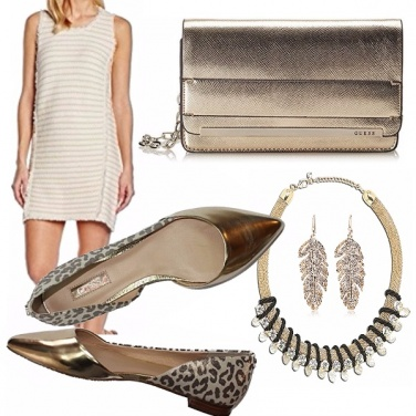 Outfit Party in ballerine