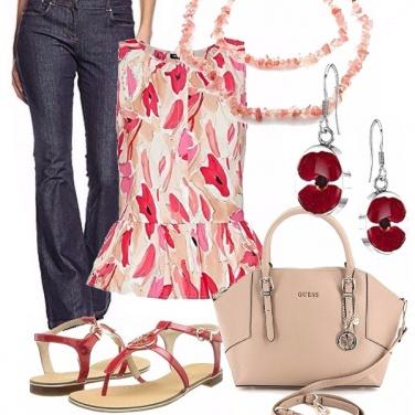 Outfit Papaveri