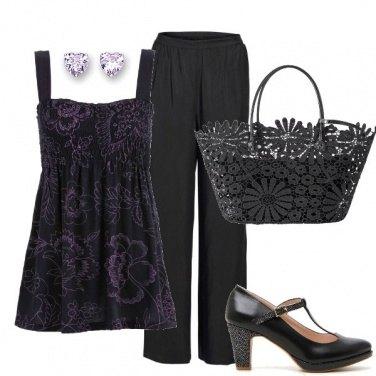 Outfit Delicati fiorellini