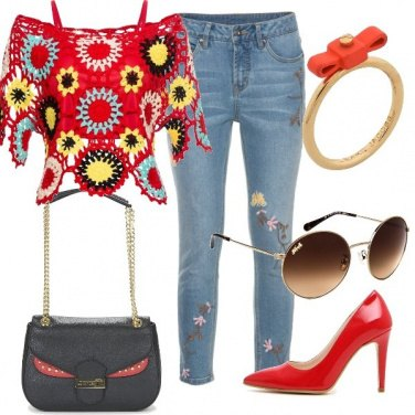 Outfit Trendy #10663