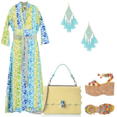 Outfit Etnico #1492