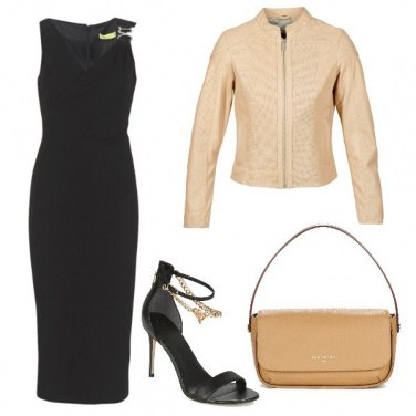Outfit Chic con Spartoo