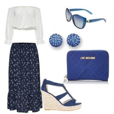 Outfit Gitana di giorno