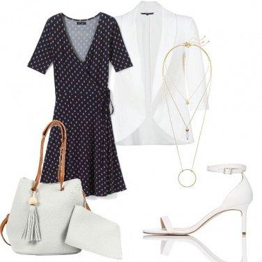 Outfit Bianco ghiaccio
