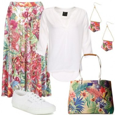 Outfit Tropical mood