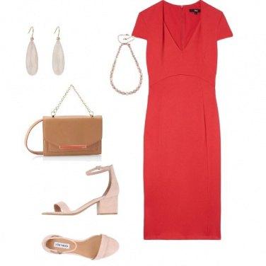Outfit Bon Ton, semplice