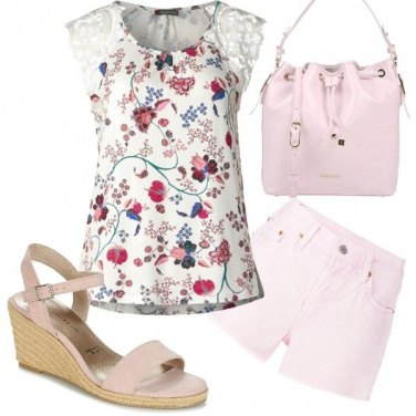 Outfit Basic flowers