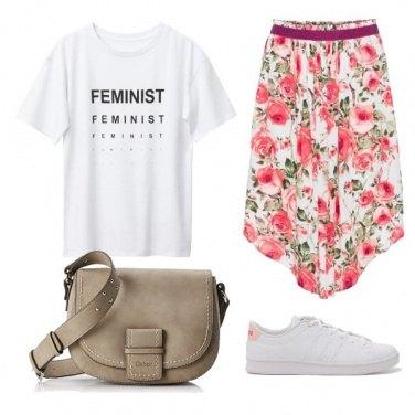Outfit Semplicemente tu