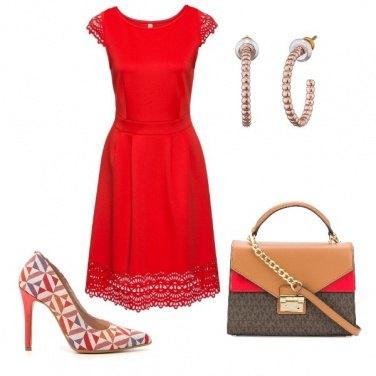 Outfit Moda da Regine