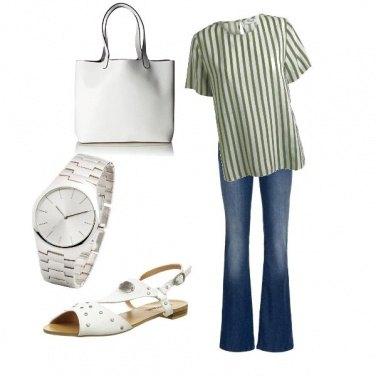 Outfit Mio stile giornaliero!
