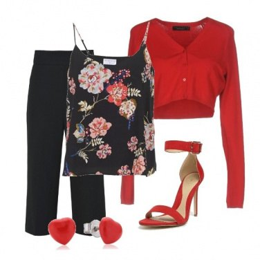 Outfit Fior di top