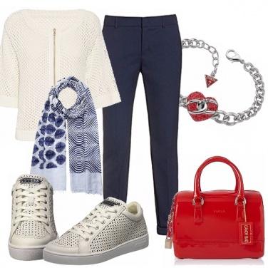 Outfit Sportiva...con eleganza!