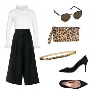 Outfit Aperitivo informale