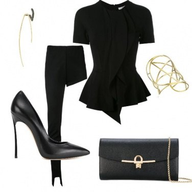 Outfit Chic trendy party