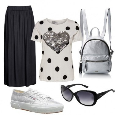 Outfit T-shirt moda