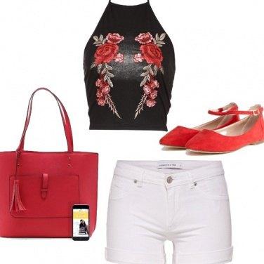 Outfit Fiori.sul.top