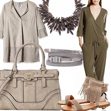 Outfit Autumn leaves