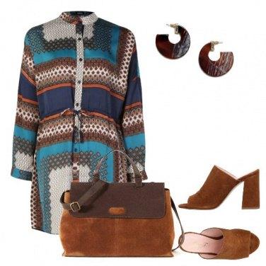 Outfit I toni del marrone