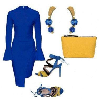 Outfit L\'abito bluette