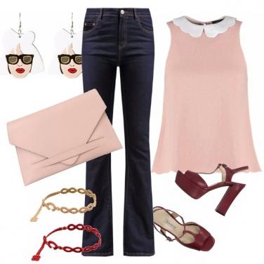 Outfit Aperitivo con le amiche!