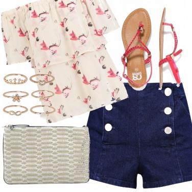 Outfit Agosto in città