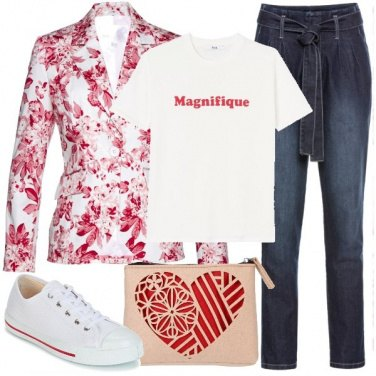 Outfit Magnifica e trendy