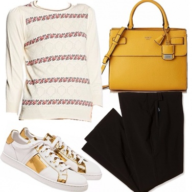 Outfit Un fresco ritorno