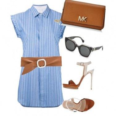 Outfit Protagonista la camicia
