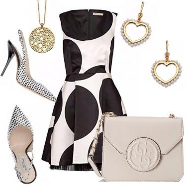 Outfit Bianco e nero: eleganza senza tempo