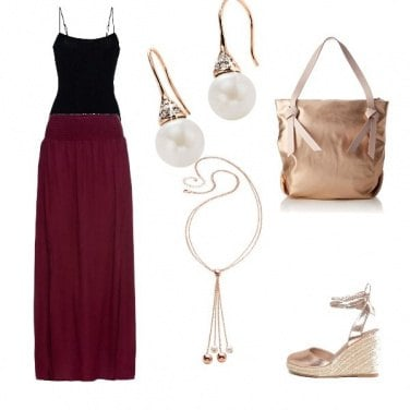 Outfit Summer glam