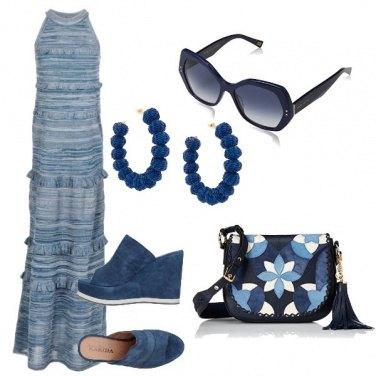 Outfit Aperitivo al molo