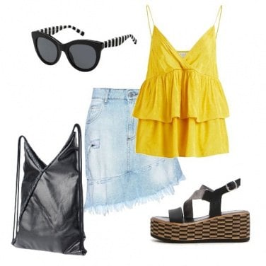 Outfit Trendy #10850