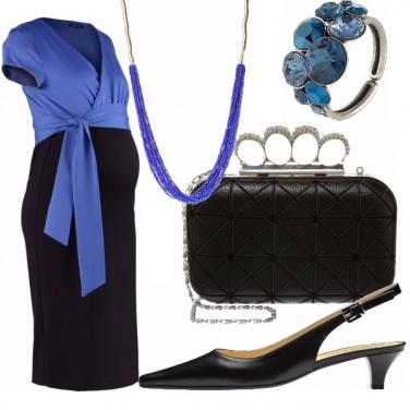 Outfit Cerimonia in gravidanza