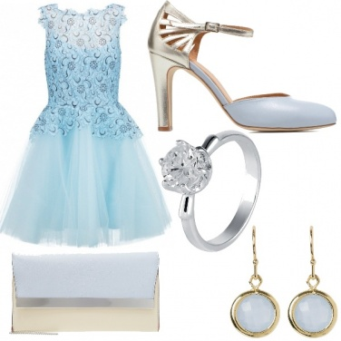 Outfit Cenerentola