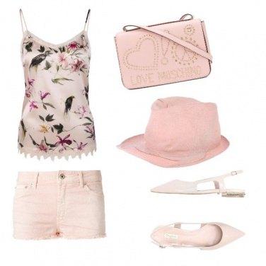 Outfit Fiori protagonisti