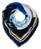 ATLANTIC - Foulard - blue