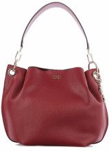 Borsa in ecopelle Red