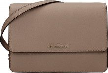 Borse a Tracolla Michael Kors gusset lg Donna Beige