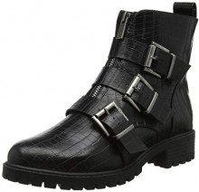 New Look Boy, Stivaletti Donna, Nero (Black 1), 37 EU