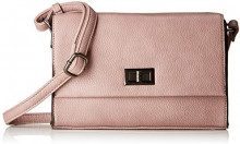 Tom Tailor 24104, Borsa a tracolla Donna, Rosso (Rot (Rose)), 6x16x23 cm (B x H x T)