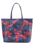 Shopping bag - patriot blue