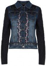 DESIGUAL Giubbotto jeans