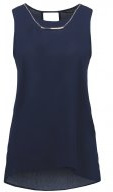 Camicetta - navy blue